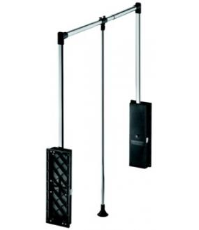 Garderobelift Professional. 15 kg. Bredde 870-1190mm