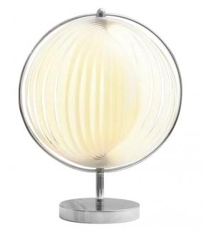 Nina Small Bordlampe - Hvid