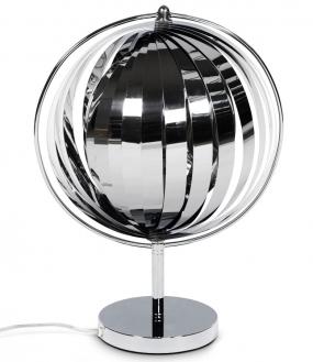 Nina Small Bordlampe - krom