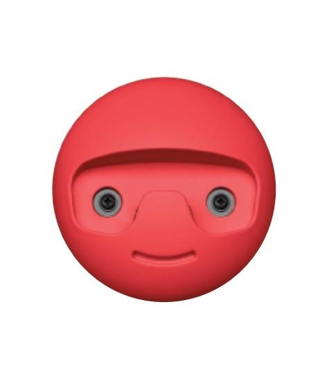 entremøbel – Young. sjov knage i rød fra entremøbel