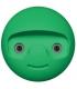Young. Sjov knage i grøn