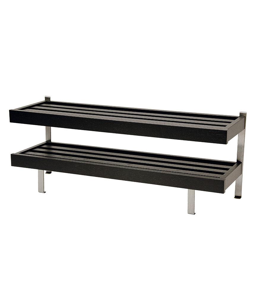 Forskellige Skohylde - Køb skohylder i stål og træ til entreen online VU86