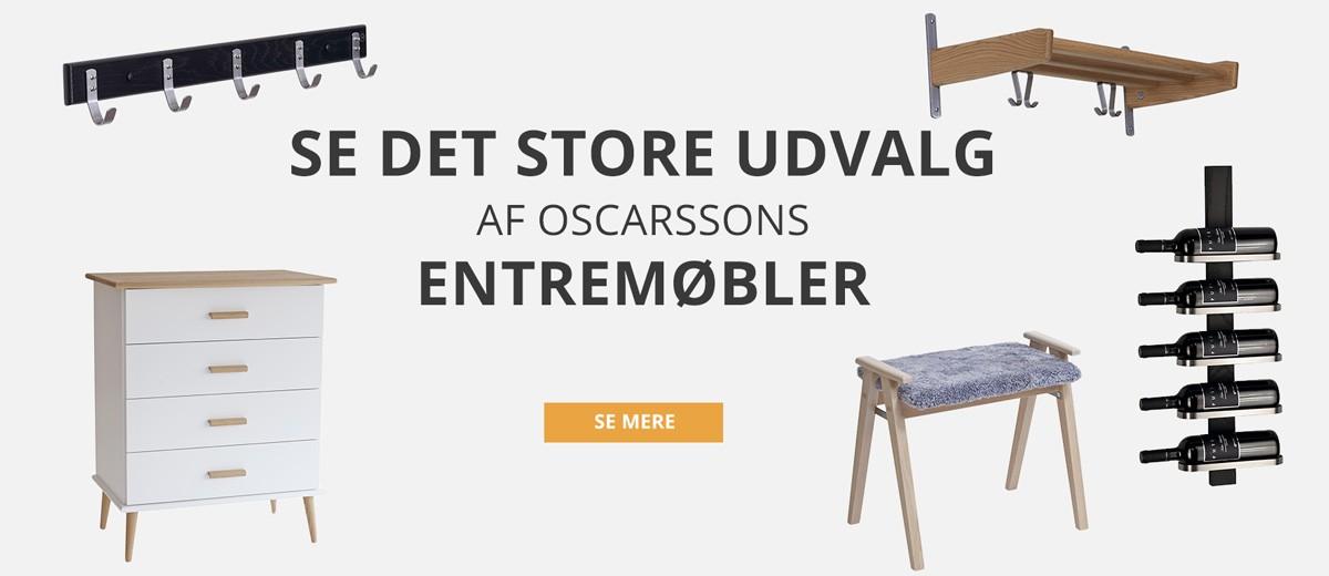 Se alle møbler fra Oscarssons